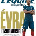 L'Equipe Magazine N°1733 Du Samedi 3 Octobre 2015