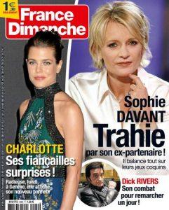 France Dimanche N°3569 Du 23 au 29 Janvier 2015