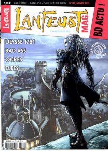 Lanfeust Mag N°182 - Janvier 2015