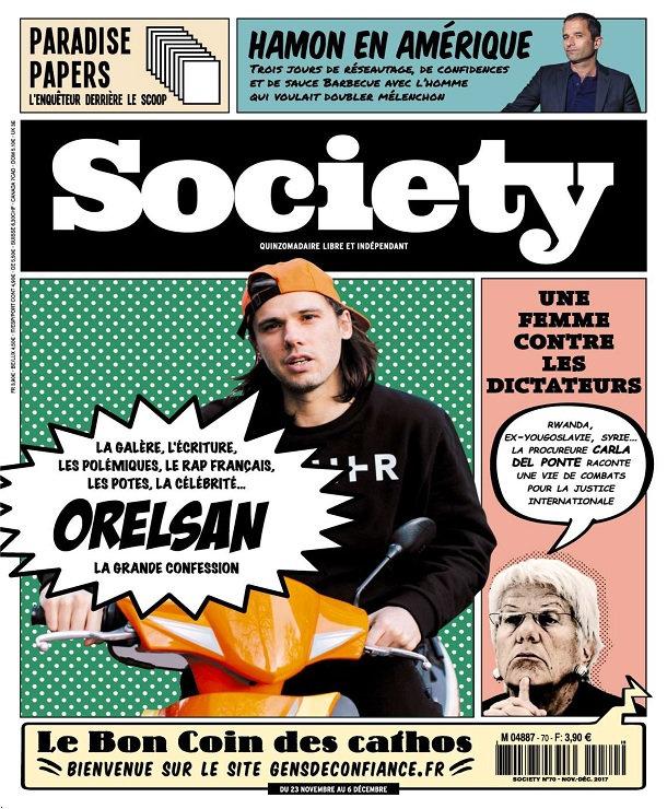 Society N°70 Du 23 Novembre 2017