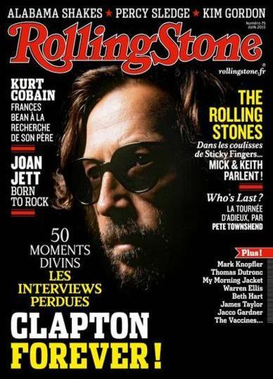 Rolling Stone N°75 – Juin 2015