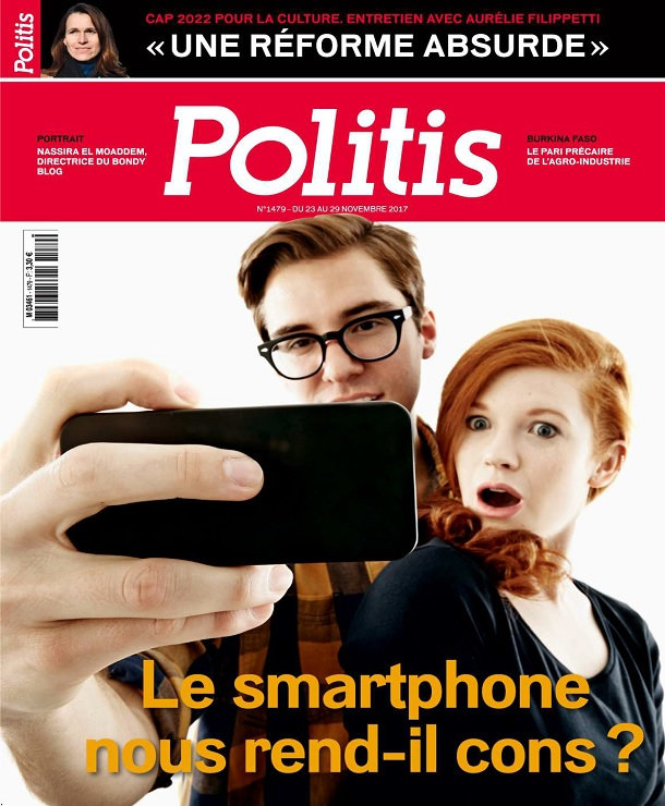Politis N°1479 Du 23 Novembre 2017