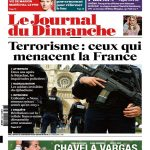 Le Journal Du Dimanche N°3696 Du 12 Novembre 2017