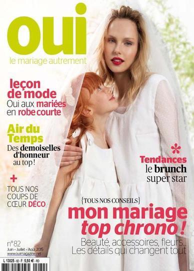 Oui Magazine N°82 – Juin-Aout 2015