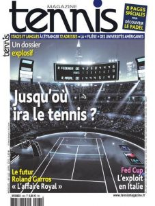 Tennis Magazine N°462 - Avril 2015