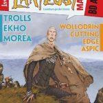 Lanfeust Mag N°186 - Mai 2015