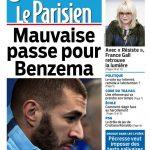 Le Parisien + Journal De Paris Du Jeudi 5 Novembre 2015