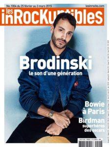 Les Inrockuptibles N°1004 Du 25 Février au 3 Mars 2015