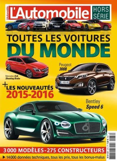 L'Automobile Magazine Hors Série N°58 – Printemps 2015