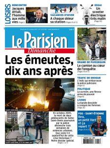 Le Parisien + Le Guide De Votre Dimanche 25 Octobre 2015