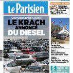 Le Parisien Du Lundi 6 Novembre 2017
