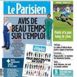Le Parisien Du Lundi 22 Janvier 2018