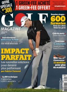 Golf Magazine N°300 - Avril 2015