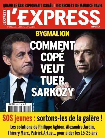 L'Express N°3373 Du 24 Février au 1 Mars 2016