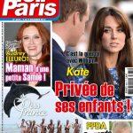 Ici Paris N°3674 Du 2 au 8 Décembre 2015
