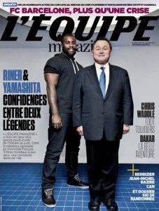 L'Equipe Magazine N°1697 Du 24 au 30 Janvier 2015