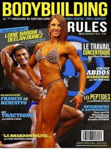 Bodybuilding Rules N°20 - Janvier 2015
