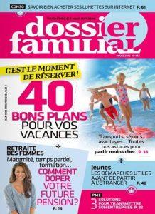 Dossier Familial N°482 - Mars 2015