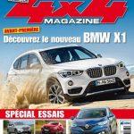 4x4 Magazine N°406 - Aout-Septembre 2015