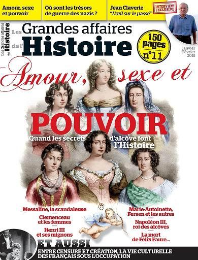 Les Grandes affaires De L'Histoire Magazine N°11