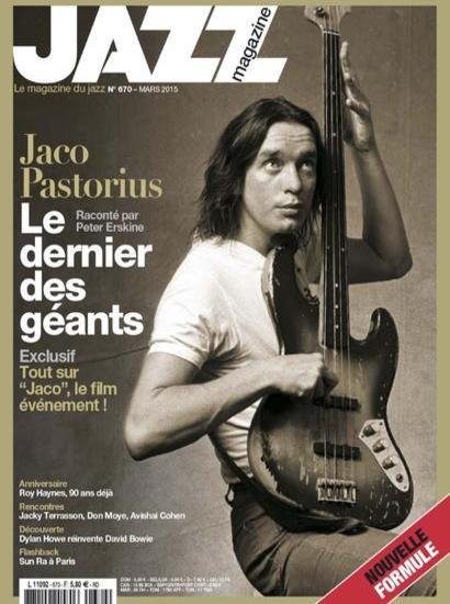 Jazz Magazine N°670 – Mars 2015