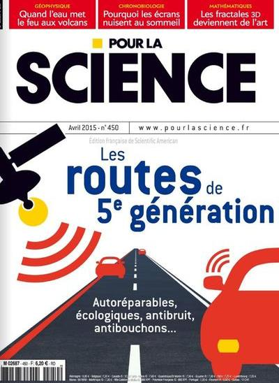 Pour La Science N°450 – Avril 2015