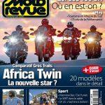Moto Revue N°4020 Du 20 Janvier 2016