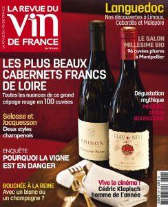 La Revue Du Vin De France N°618 - Février 2018