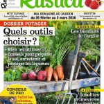 Rustica N°2409 Du 26 Février au 3 Mars 2016