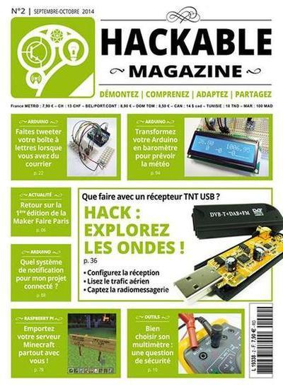Hackable Magazine N°2