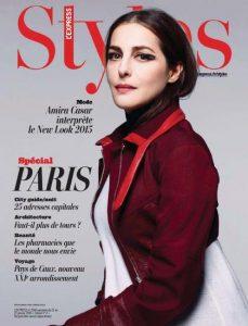 L'Express Styles N°3316 Du 21 au 27 Janvier 2015