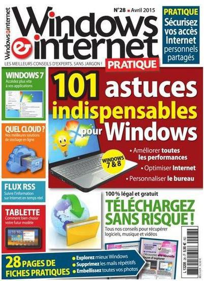 Windows et Internet Pratique N°28 – Avril 2015