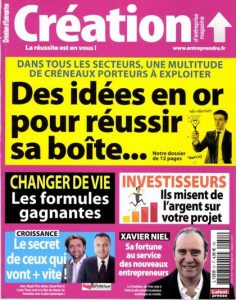 Création D'entreprise N°51- Février/Mars 2015