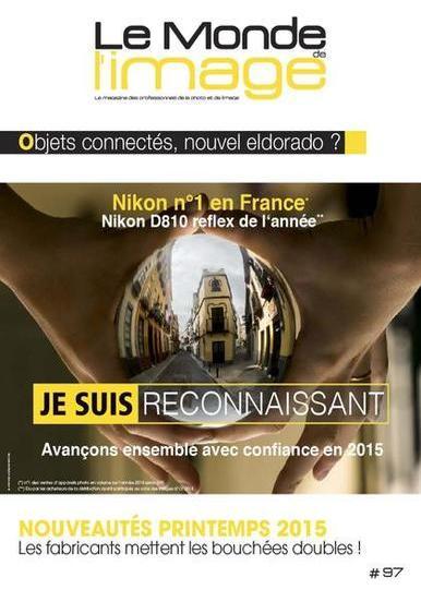 Le Monde De L'image N°97