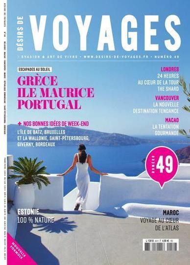 Désirs De Voyages N°49 – Ete 2015