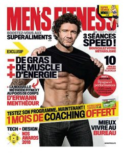 Men's Fitness N°22 - Février-Mars 2018