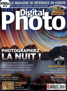 Digital Photo Magazine N°9 - Janvier-Fevrier 2015