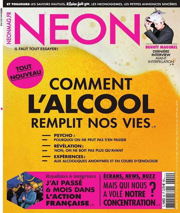 Neon N°42 – Mai 2016