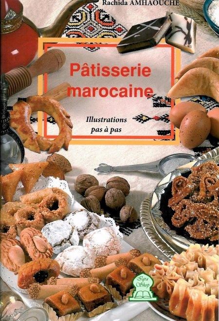 Rachida Amhaouche – Patisserie Marocaine
