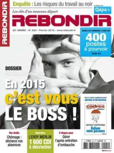 Rebondir N°220 - Février 2015