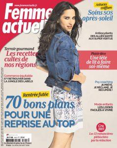 Femme Actuelle N°1613 Du 24 au 30 Aout 2015