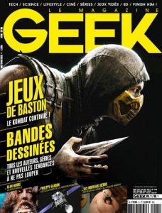 Geek N°5 - Février-Mars 2015