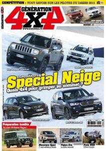 Génération 4x4 N°11 - Janvier 2015