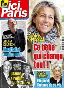 Ici Paris N°3637 Du 18 au 24 Mars 2015