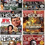 Tout Sur L'Histoire - Collection Complète 2015