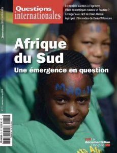 Questions Internationales N°71 - Janvier-Février 2015