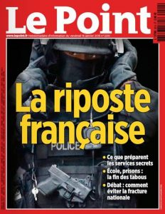 Le Point N°2210 Du 16 au 21 Janvier 2015