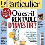 Le Particulier N°1109 - Mai 2015