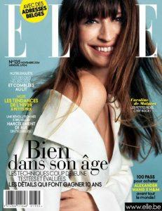 Elle Belgique N°135 - Novembre 2014