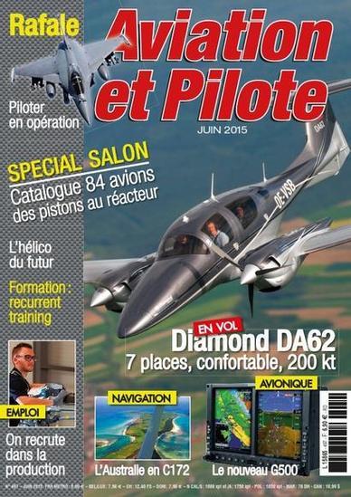 Aviation et Pilote N°497 – Juin 2015